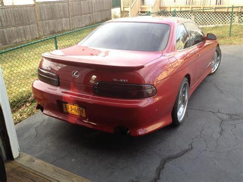 lexus sc400 red ny 1995 sc400 red renn red good mods clublexus lexus