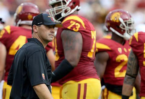 Usc Coach Steve Sarkisian Called Not Healthy Placed On | usc coach steve sarkisian called not healthy placed on