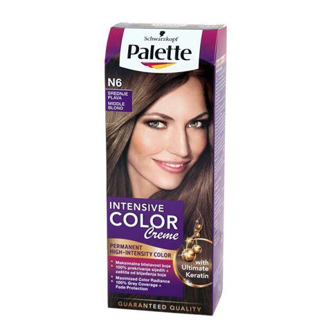 palette boji za kosa katalog palette farbe za kosu katalog palette icc n6 srednje plava