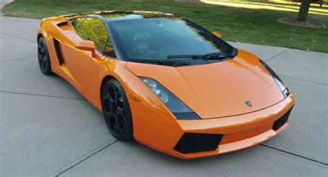 Lamborghini Car Carscoops Lamborghini Gallardo