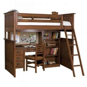 student bunk bed student loft bed with desk foter