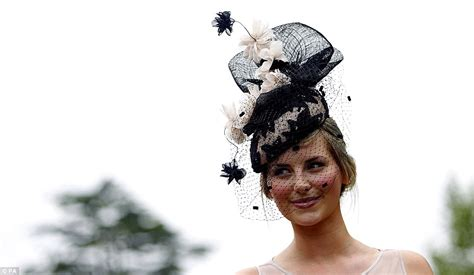 Aw08 Trends Great Big Hats In by Royal Ascot 2013 Day Two And The Hats Are Bigger And More