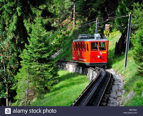 Rack And Pinion Railway by The Rack And Pinion Railway Up Mount Pilatus Central