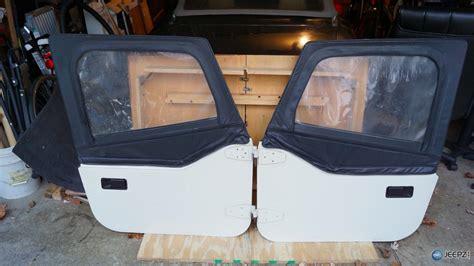 Jeep Wrangler Tj Doors Yj Half Doors