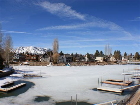 tahoe rentals with boat dock waterfront 2 private boat docks with homeaway tahoe keys