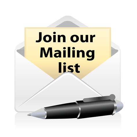 join our mailing list template reply mail template 7 automated email caigns that win
