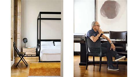 Sofa Design For Bedroom Interior Designer Christian Liaigre S Parisian Apartment