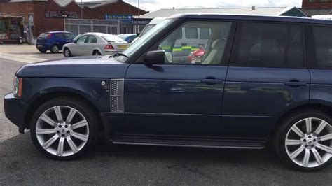 land rover vogue 2005 2005 54 range rover 4 4 v8 vogue 68 000 miles 163 11 795
