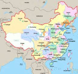 Map Of China Cities by China City Map Map Of China Cities Printable China City Map