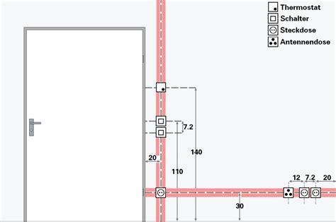 le mit schalter installationstipps f 252 r die elektroinstallation