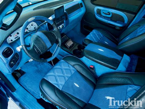 Custom F150 Interior by 301 Moved Permanently