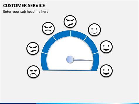 Customer Service Powerpoint Template Sketchbubble Customer Service Ppt Template Free