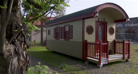 200 sq ft house 200 sq ft irish cottage tiny house would you live here