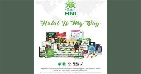 poster produk hni  hni hpai support system