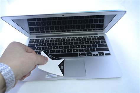 Sticker Big 6 3 Mousepad Macbook Pro Air Rina Shop aliexpress buy keyboard touchpad transparent
