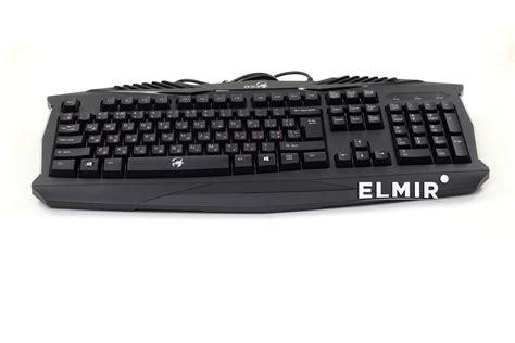 Promo Genius Keyboard Gaming Scorpion K220 1 genius scorpion k220 31310475104