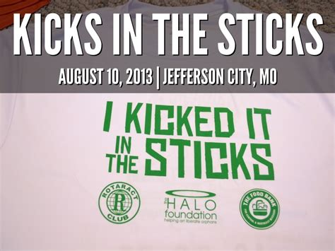 Food Pantry Jefferson City Mo by Kicks In The Sticks 2013 Jcmo By Bell