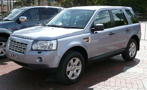 land rover 2007 freelander file 2007 land rover freelander 2 lf se i6 wagon 01 jpg
