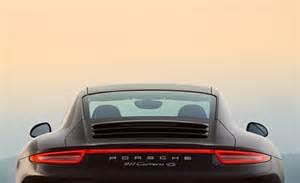 2013 Porsche 911 4s Car And Driver