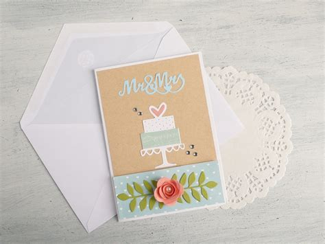 make wedding card how to make a wedding card or invitation daily