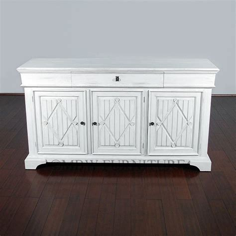sideboards outstanding antique white buffet server ashley