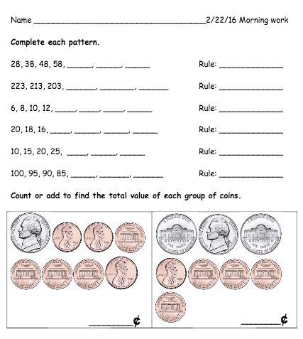 pattern grading notes 176 best images about grade 2 eureka math on pinterest