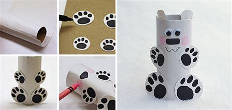 manualidades hechas con carton de animales 6 animales salvajes con tubos de papel higi 233 nico ocio en