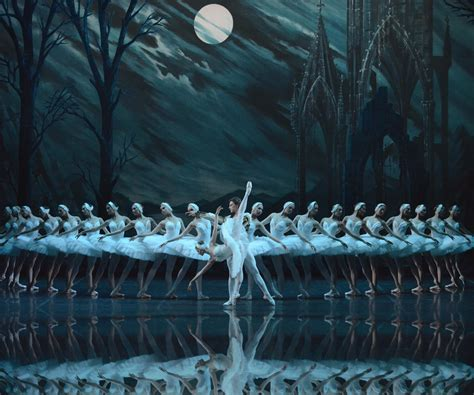 St Petersburg Ballet - Swan Lake and Giselle - Perth