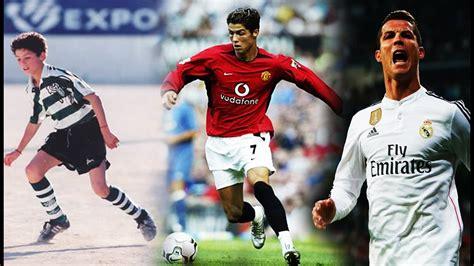cristiano ronaldo  goals   clubs