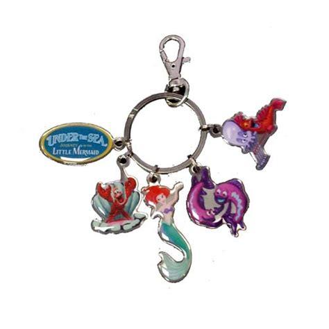 Sale Bricks Qsob 46002 Princess World The Mermaid pandora earrings disney keychains keyring