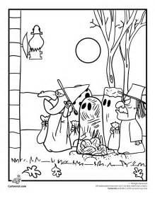 pumpkin charlie brown coloring pages peanuts gang trick treating coloring