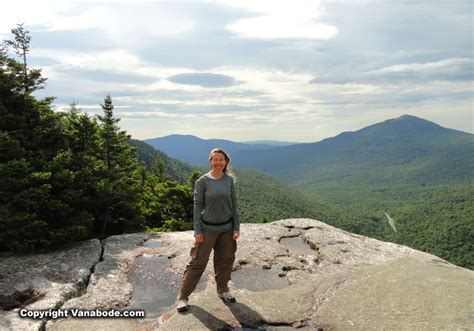 Table Rock Maine by Grafton Notch State Park Maine Vacation