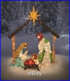 jesus outside christmas lights jesus decor world