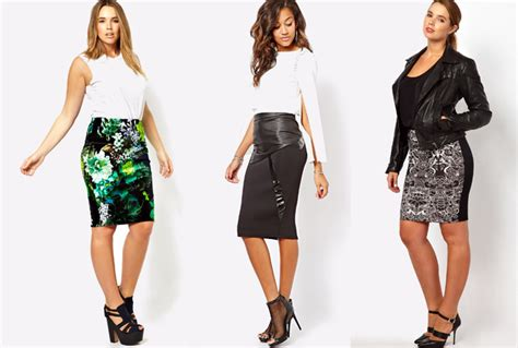 7 Best Fashion Tips For Curvy by Pictures Fashion Tips For Curvy Pencil