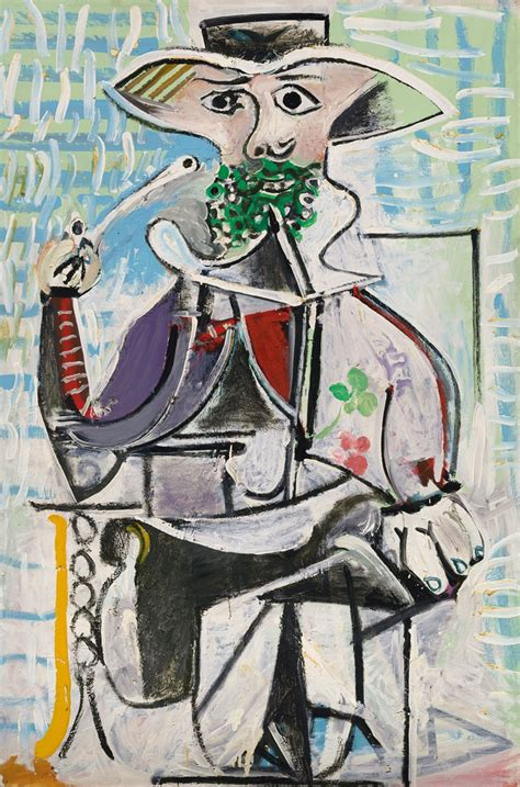 picasso painting yard sale pablo picasso a thirst for innovation christie s