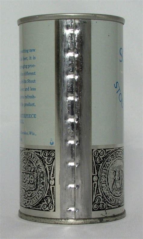 Schlitz L by Schlitz Stout Malt Liquor Unlisted Steel Canvas