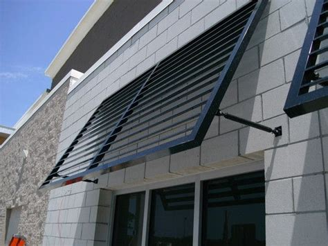 Metal Awnings For Windows by Best 25 Metal Awning Ideas On Front Door