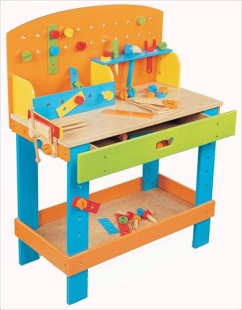 wooden tool bench for toddlers 1000 ideas about toddler workbench on pinterest kids