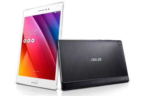 Tablet Asus 8 Inchi asus launches 8 inch zenpad tablets plans a 7 inch and a