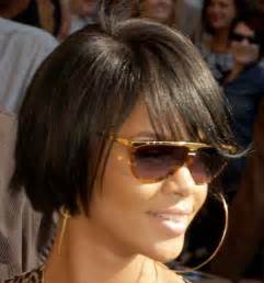 black hair styles in back in front short bob hairstyles african american women