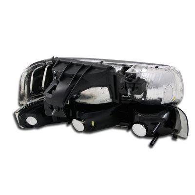 smoked headlights and lights 2001 chevy silverado black smoked headlights and bumper