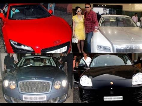 cars com actress most expensive bollywood actors and actresses cars of 2014
