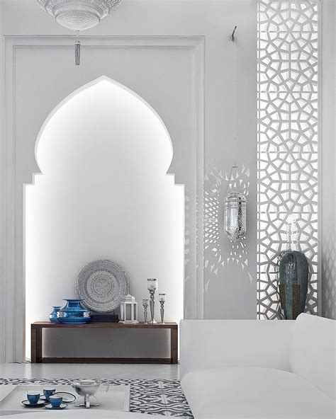 moroccan home decor and interior design it is not to find these types of arches in mosques