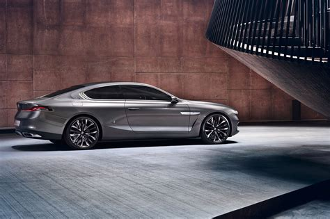 bmws dreamliner  series coupe coming   car magazine