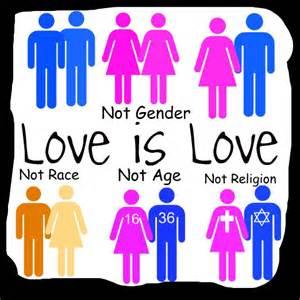 Love is love no matter what we heart it lesbians