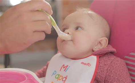 los mejores primeros alimentos  tu bebe