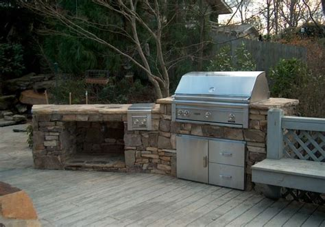 Outdoor Grill Countertop by Grill Enclosure Countertop Outdoor Kitchens And Grill Enclosures