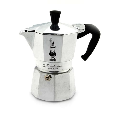 bialetti mokapot express all sizes alternative brewing
