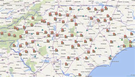 vectren power outage map duke energy outages could last through monday