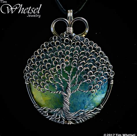 pretty wire wrapped artisan jewelry contemporary
